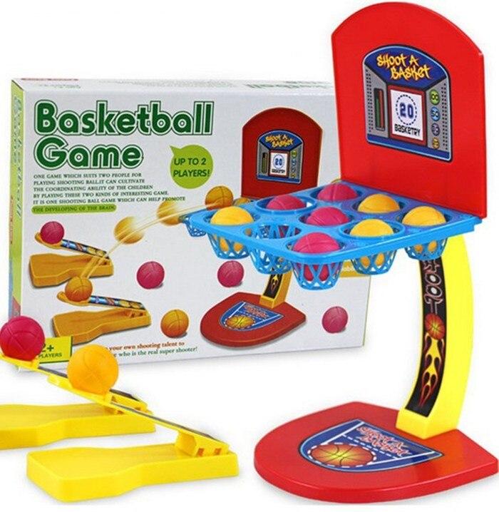 [Divertido] canicas coloridas para jugar al baloncesto, juegos interactivos divertidos para padres e hijos, juguetes para cultivar la capacidad deportiva del niño, regalo
