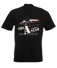 Camiseta personalizada para jóvenes de los años 80 de la Tv de un equipo Van Retro camiseta ahegao Ak-47 camisetas de Anime camisetas de verano superior huyoai
