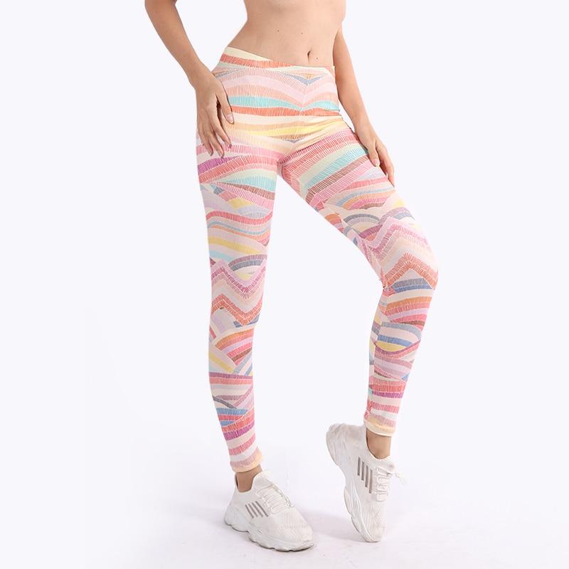 Zapatillas con estampado de Mandala párr mujer Leggings de Fitness alta elasticidad...