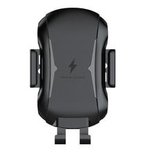 Wireless Mobile Phone Charging Holder Car Air Vent Mount Cellphone Bracket Cradle 360 Degree Rotation