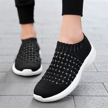 المرأة خفيفة الوزن تنس المشي أحذية رياضية المضادة للانزلاق تنفس للرياضة NYZ متجر