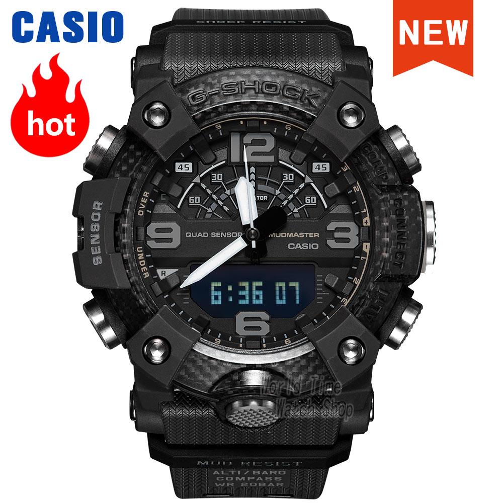 Casio montre hommes G-SHOCK haut marque ensemble de luxe étanche plongée Sport quartz LED relogio numérique militaire hommes montre