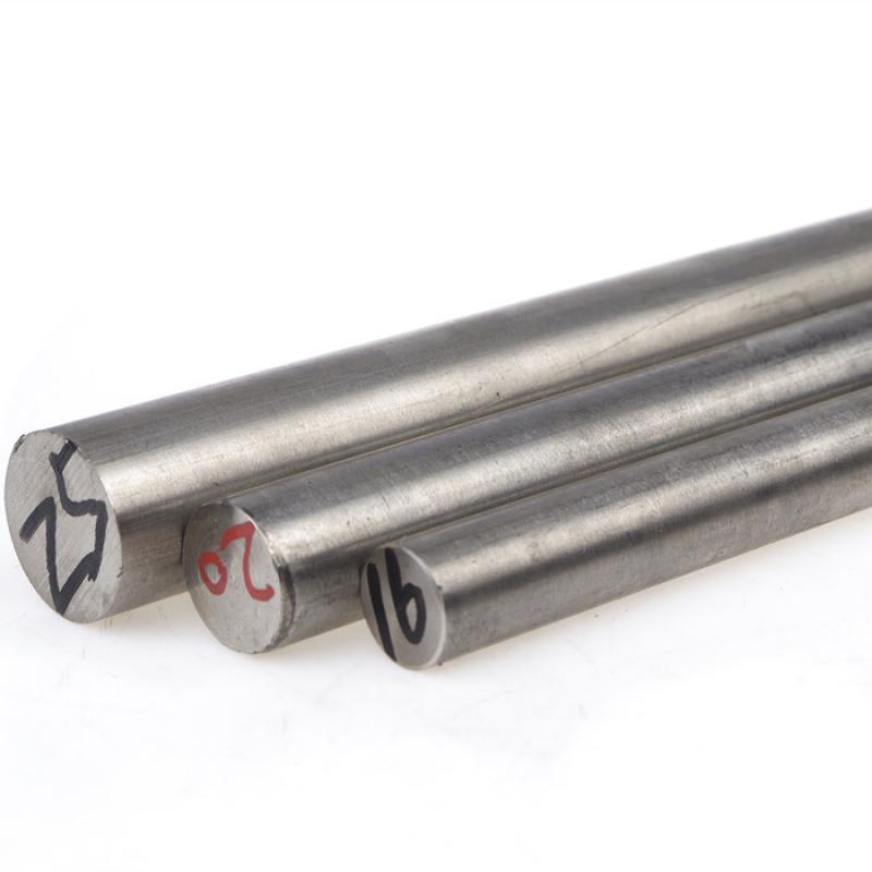 Diameter 14mm to 30mm Titanium bar Ti TC4 Metal Rod customized service diy accessories metal rod grade 5 dia 1mm to 15mm tc4 titanium alloy round rod stick solid ti bar cutting tool metal supplies