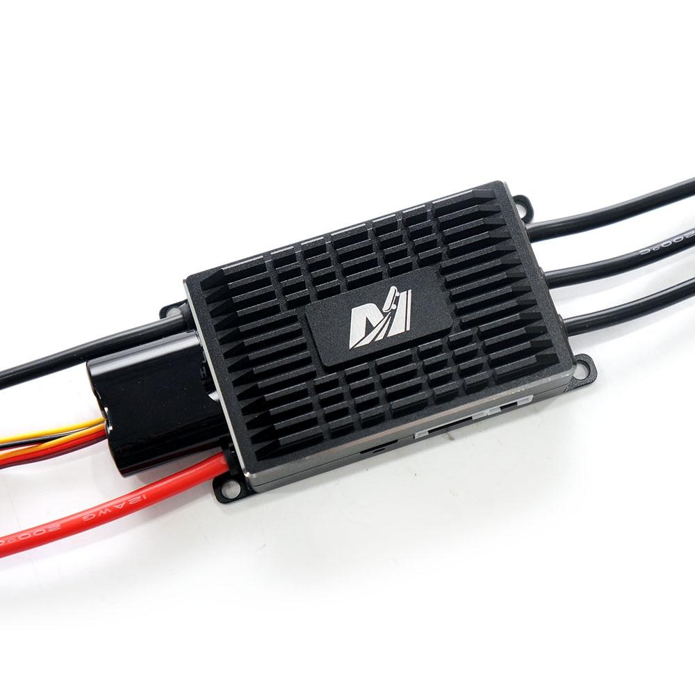 100A VESC لوح التزلج الكهربائية القتال الروبوتات V4 على أساس سرعة تحكم كهربائي للتحكم عن بعد جزازة العشب روبوت