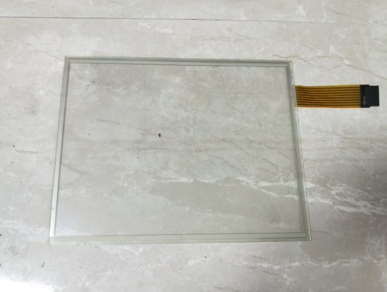 Nuevo Digitalizador de pantalla táctil para panel táctil de cristal SATR STEC-410 STEC410 STEC 410