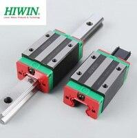 1pcs 100% HIWIN Linear rail HGR30 - 800mm + 2pcs HGH30HA carriages bearings for cnc