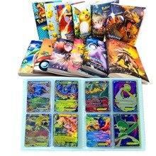 Pokemon Kaarten 240 Stuks Houder Album 24 stijl Album Boek Cartoon Anime Pocket Monster Pikachu Speelgoed voor Kids Gift