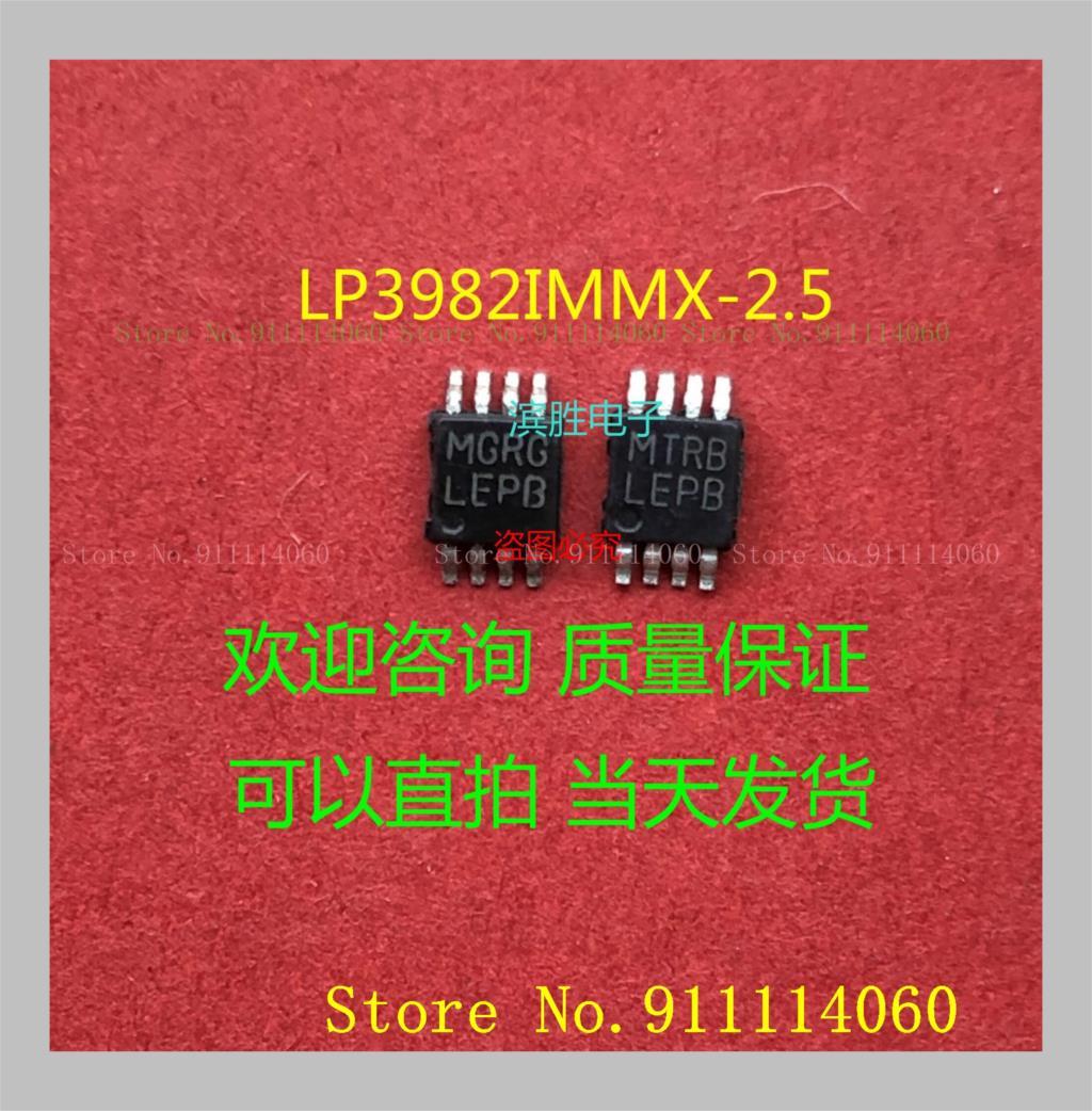 LP3982IMMX-2.5 LEPB MSOP8