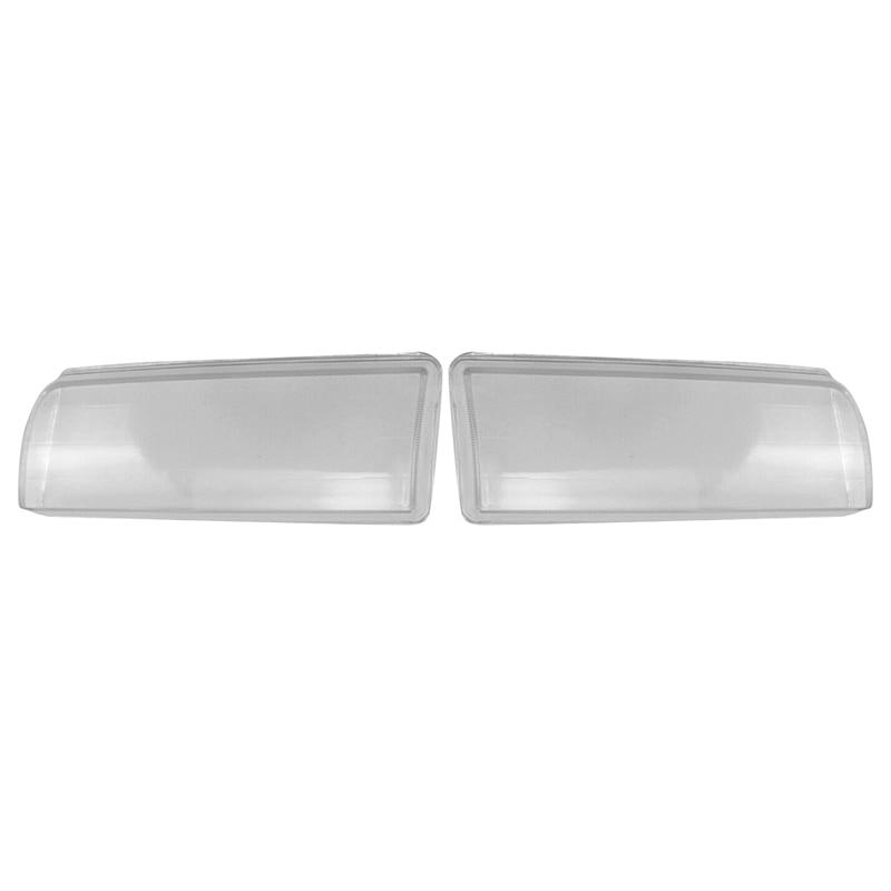 Для-BMW E38 7 серия 1994-1997 накладка на фару светозащитный козырек Прозрачная крышка для объектива накладка на фару автомобильный Стайлинг
