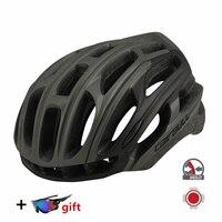 MTB чехол для велосипедного шлема с светодиодный задние фонари Casco Ciclismo емкости Capaceta шлем велосипеда велосипедные шлемы