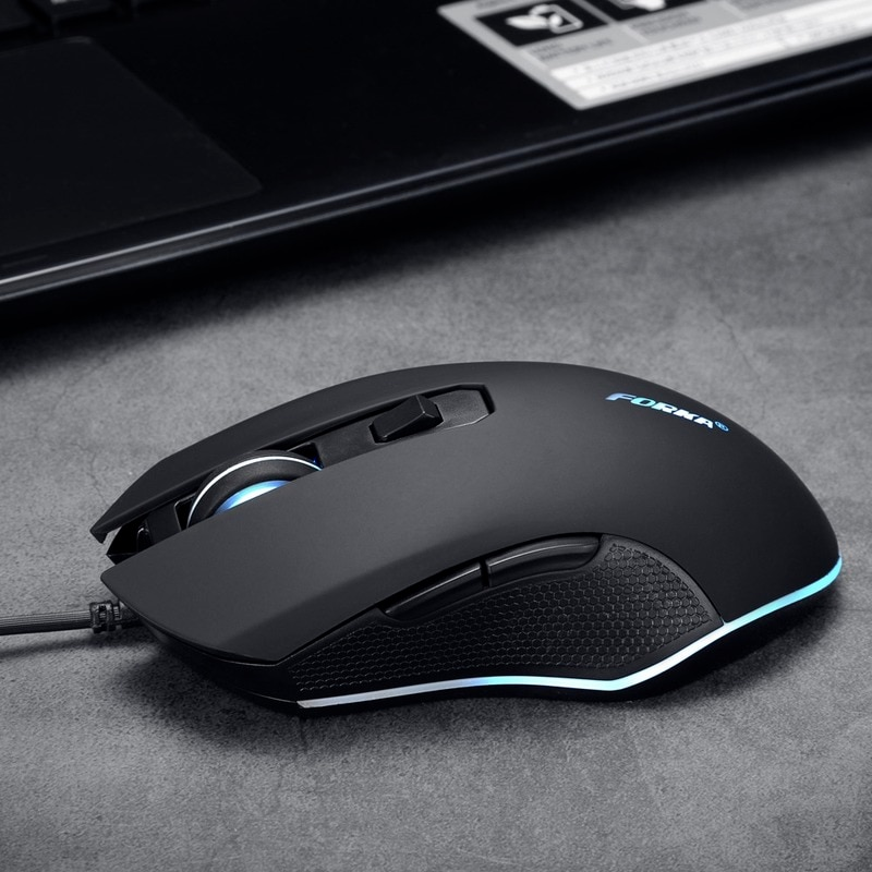 New Wired Gaming Mouse 6Button 3200DPI LED USB Computer Mouse Gamer Silent Optical Mice With Backlight For PC Laptop Notebook