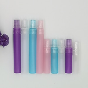 30 шт., 3 мл/5 мл/10 мл, портативный распылитель, пустые флаконы для распыления, парфюмерная ручка, бутылка для образцов, косметический пластик, PP...