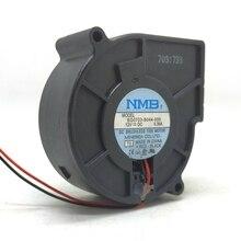 75mm blower For NMB 7530 BG0703-B044-000 DC 12V 0.38A 3000 RPM 20 CFM turbo centrifugal blower server inverter cooling fan