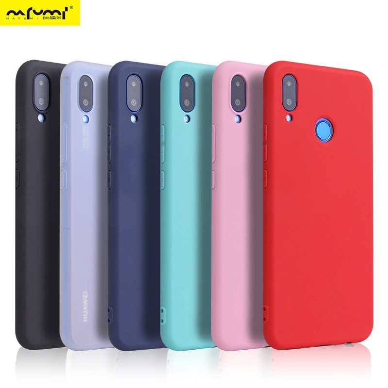 Мягкий яркий цветной чехол для huawei Y9 2019 Y6 Y5 Prime 2018 P20 P9 P10 Коврики 10 Lite Honor 10 9 Lite 7C 7A Pro 8X 8C P Smart чехлы