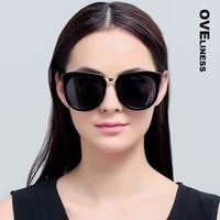fashion luxury vintage polarized cat eye sunglasses women brand designer 2020 hot sun glasses for female ladies eyewears uv400
