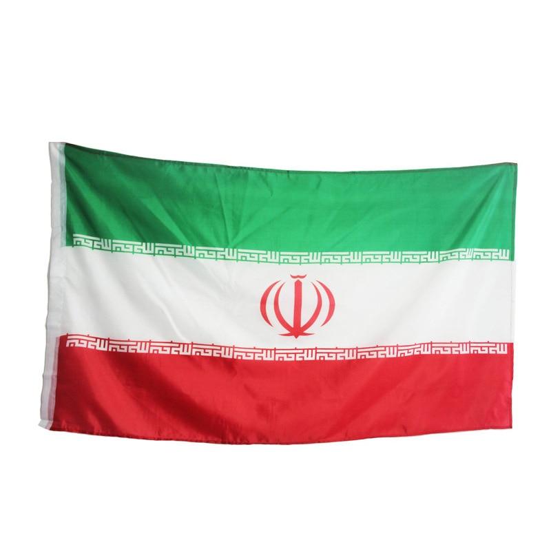 IR IRN República Islámica de Irán bandera 90x150cm