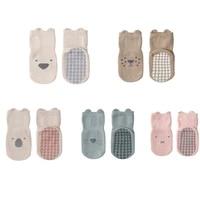 infant toddler socks autumn and winter childrens landing socks non slip comfortable childrens clothing cartoon cotton socks