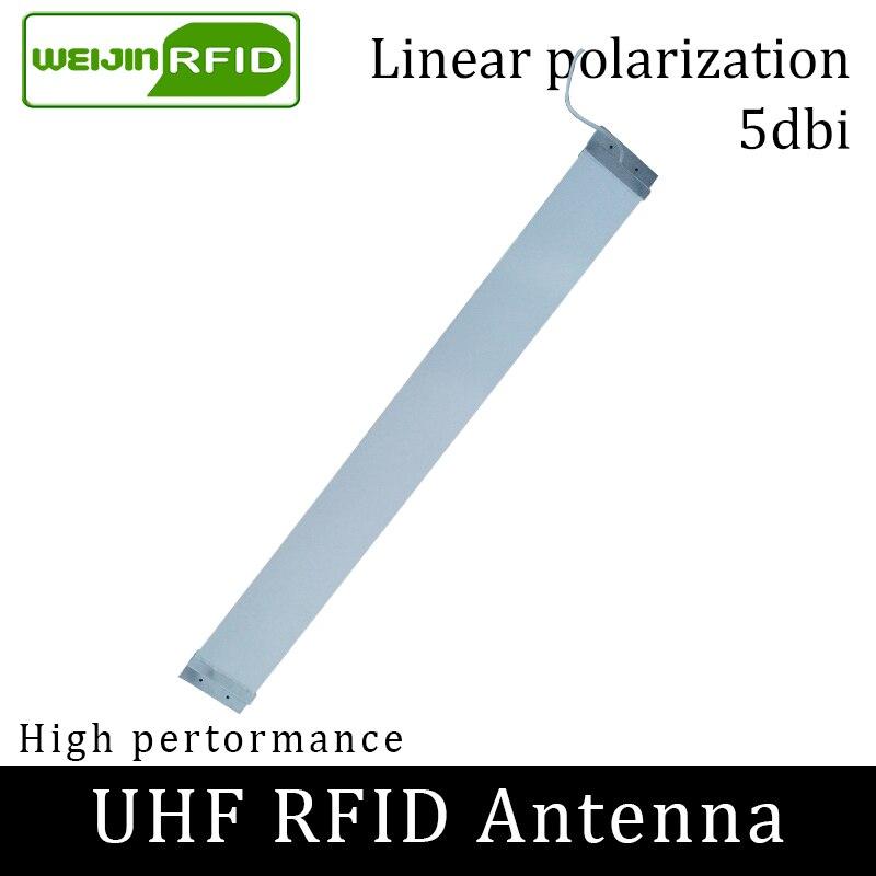 هوائي شريط RFID UHF ، 915 ميجا هرتز ، متوسط المدى 920-925 متر ، خدمة ذاتية ، سوبر ماركت ، إطار باب مدمج ، قارئ rfid