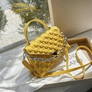 2021 New Fashion Small Square Women's Bag Single Shoulder Purses and Handbags Luxury Handbags Women Bags Designer Tote Bags