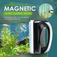 wonderlife new aquarium glass fish tank algae scraper cleaner strong magnetic floating brush cleaning tools dropshipping