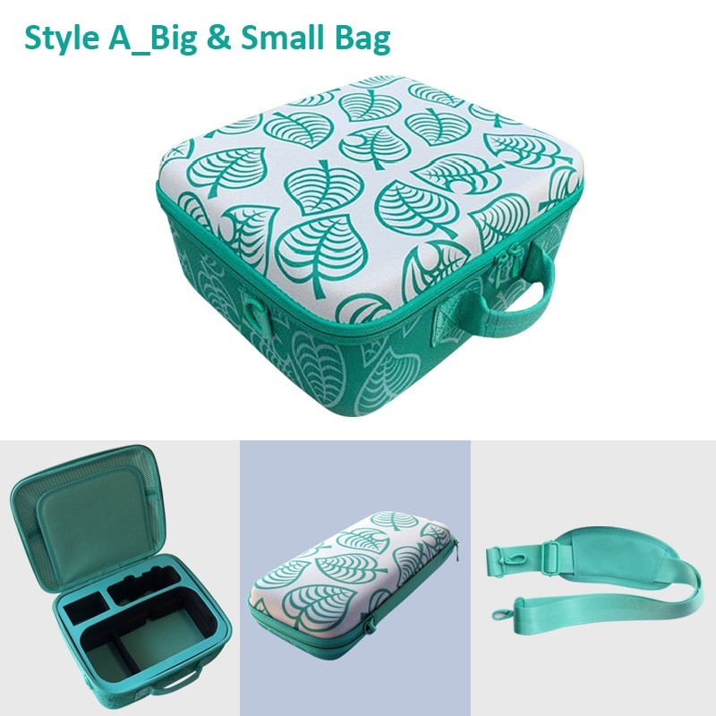 Cute Storage Bag for Nintendo Switch Animal Crossing NS Carrying case Nintend Switch console Game Accessories gift