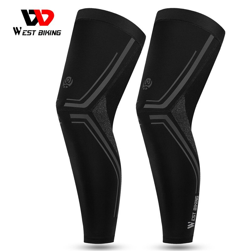 Anti UV Cycling Leg Warmers Ice Silk Breathable Leg Warmer Compression Gloves,For Outdoor Sports, MTB,Bicycle,Cycling Leg Sleeve