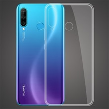 Funda Ultra fina de TPU transparente suave para Huawei Mate 20 P20 10 P10 P9 Lite Honor 8X P30 Pro P Smart 2019 Honor 20, funda