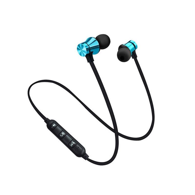 Fones de ouvido intra-auriculares com bluetooth, fone sem fio