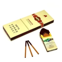 hot selling cigar flavor tea smoke mixed flavor men and women health cigarettes do not contain nicotine and tobacco thin branth