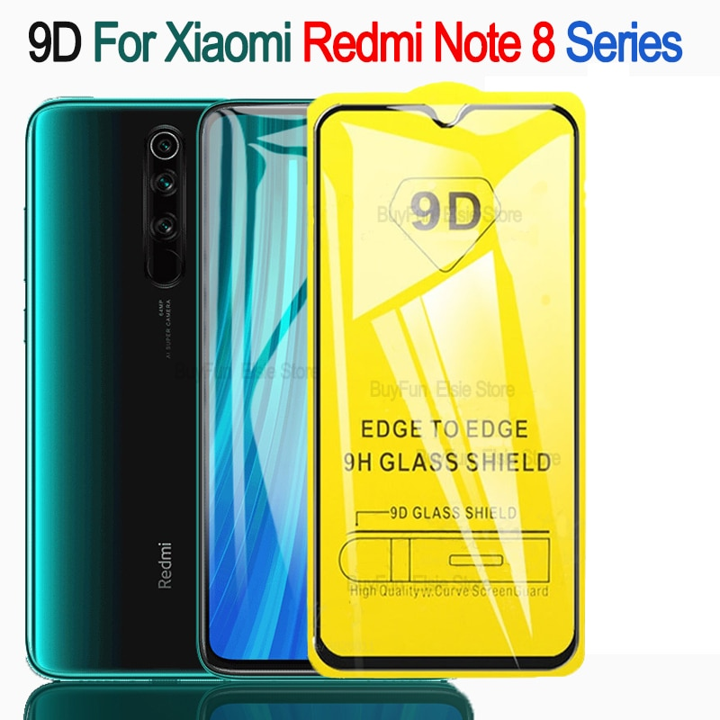 9D для Xiaomi Redmi 8 8a Nore 8 PRO 8T защита экрана Glas на Redmi Note8 Note8T Pro 7A 7 8 A полное покрытие Закаленное стекло пленка
