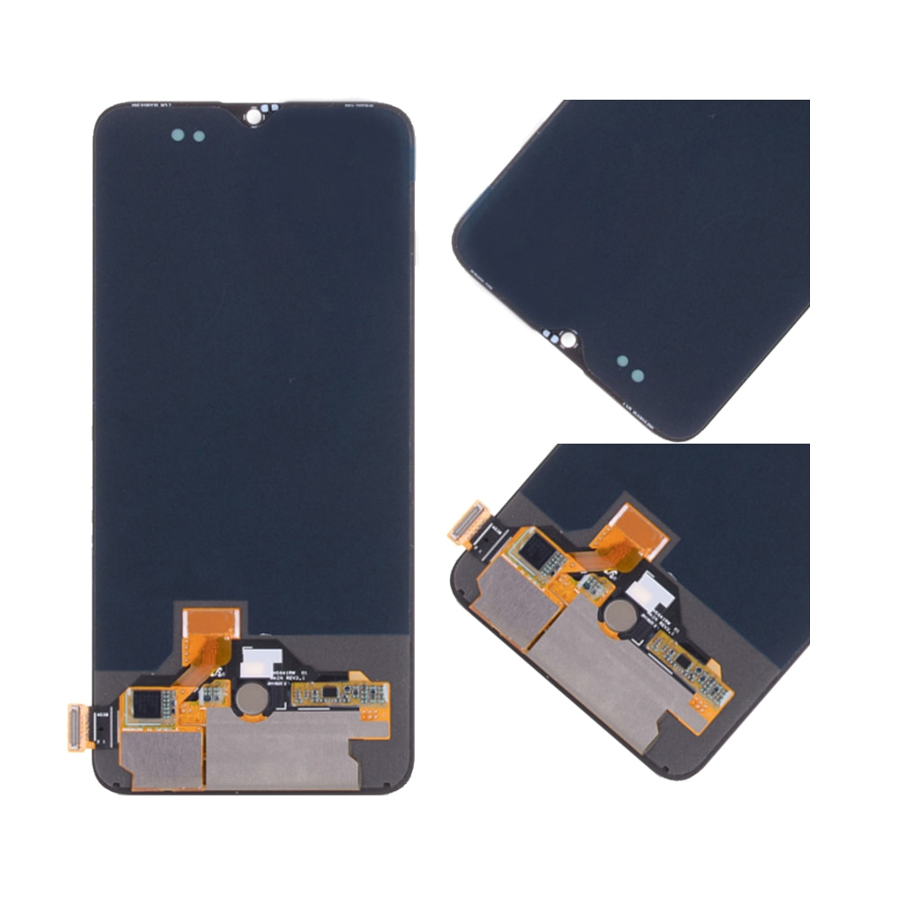100%ORIGINAL For OnePlus 6T LCD Touch Screen Digitizer Assembly For Oneplus 6T Display with Frame Replacement A6013 1+6T A6010 enlarge