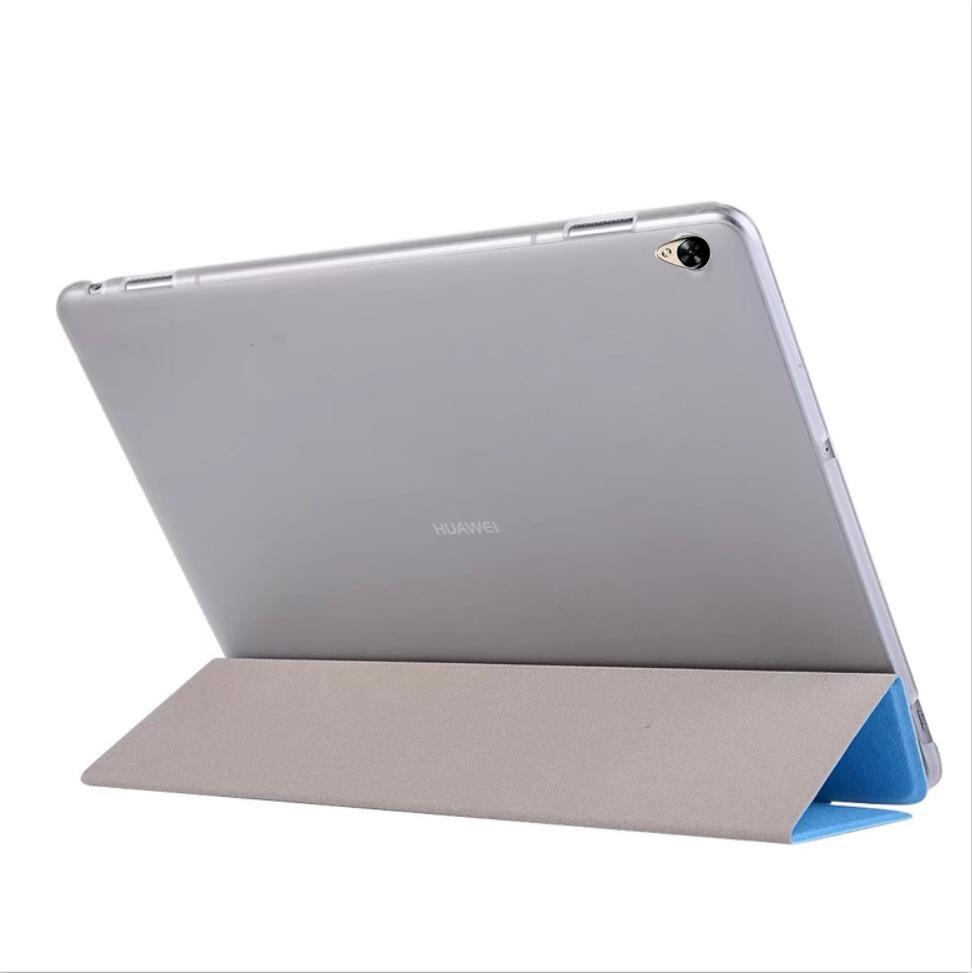 Cuir PU étui pour huawei mediapad M6 10.8 pouces SCM-W09 SCM-AL09 housse de tablette pour huawei M6 10.8 étui + protecteur décran
