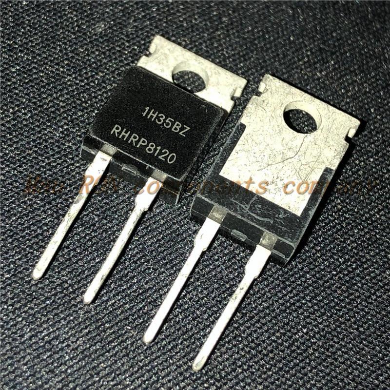 10 PÇS/LOTE RHRP8120 PARA-220 tipo de 1200V Rápida recuperação