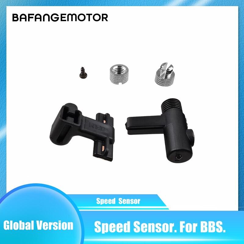 Sensor de velocidad de bicicleta eléctrica para Bafang BBS BBS01 BBS02 BBSHD Motor medio e Sensor de velocidad de bicicleta E Kit de conversión de bicicleta accesorios