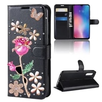 redmi go s2 6 pro note 7 9 9s 8 8t 7a 6a 8a luxury leather wallet flip case for xiaomi mi a2 8 lite 9 9t a3 phone cover coque