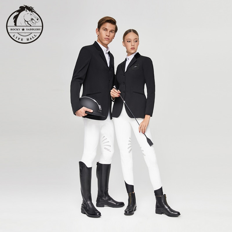 Cavassion silicone breeches butterfly wing classic design semi-silicone breeches for men and women,professional English breeches