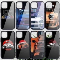 cool japan sports car jdm phone case for iphone 11 12 pro xs max 8 7 6 6s plus x 5s se 2020 xr hard tpu pc cover funda shell
