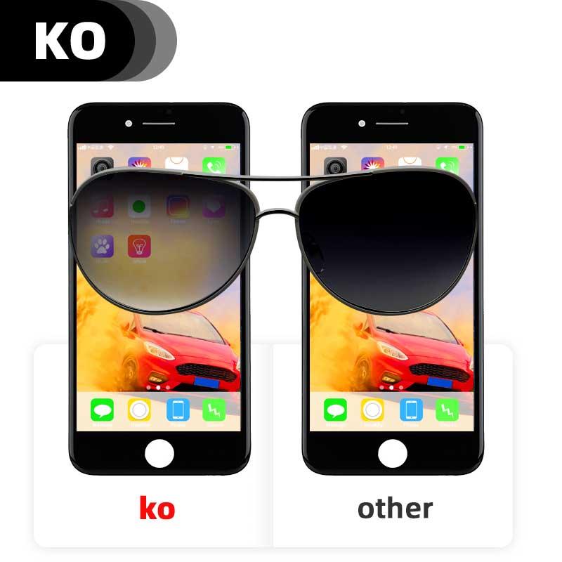 KO Premium LCD für iphone7 7plus LCD Display Bildschirm Für iPhone 8 plus LCD Panel Mit Tools Für Apple 7 bildschirm Reparatur Top 3D Id