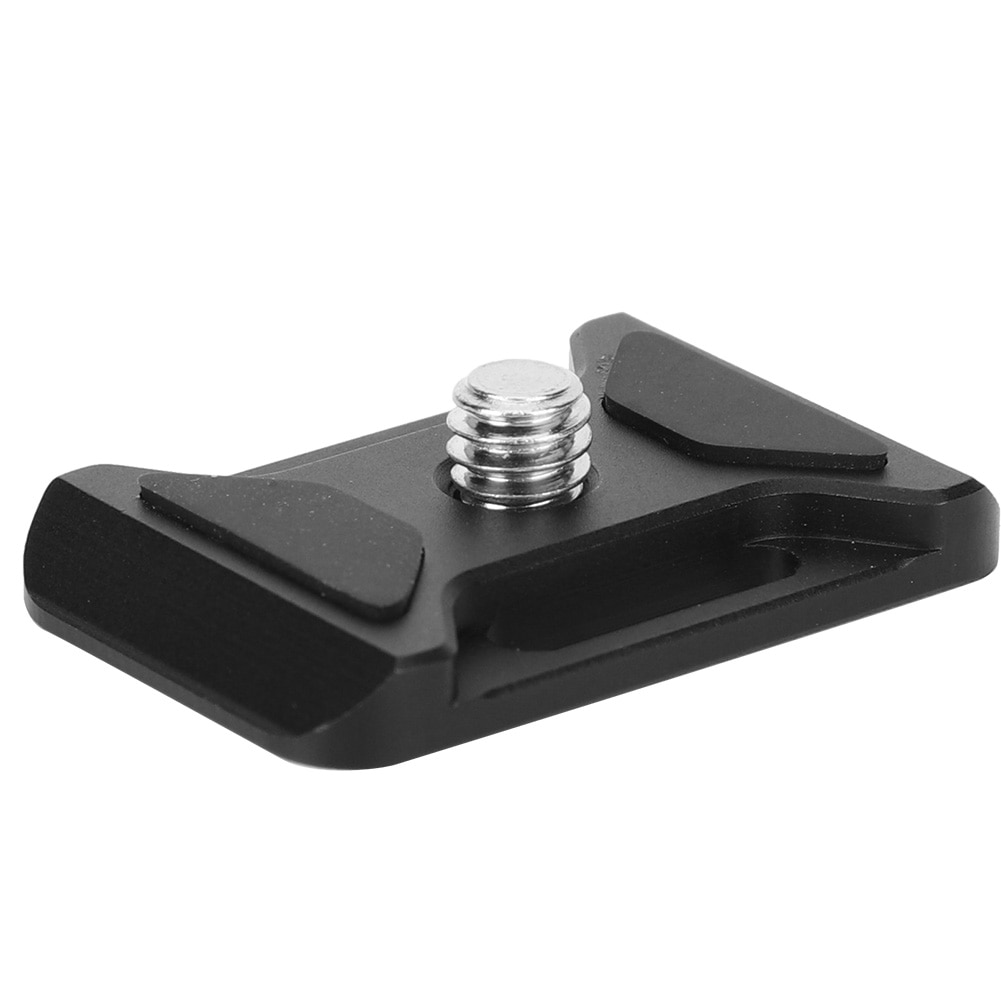 Universal Action Camera Aluminium Alloy Quick Release Plate Hanging Belt Accessory