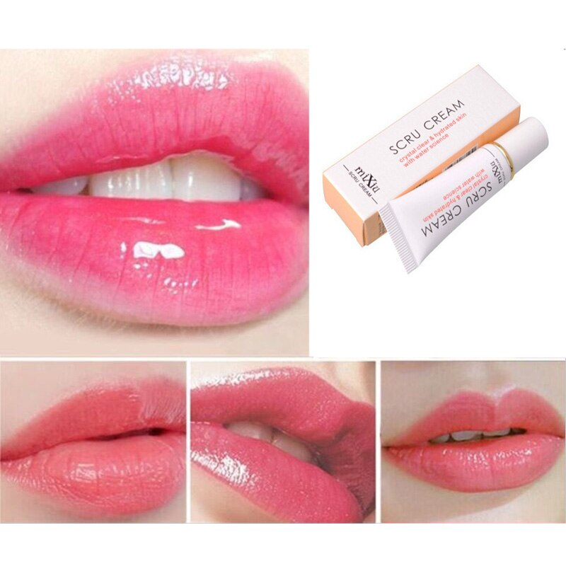 Repair Lip Plumper Dead Gel Propolis Lip Skin Exfoliating Moisturizer of Full Lip Nursing Scrubs Y