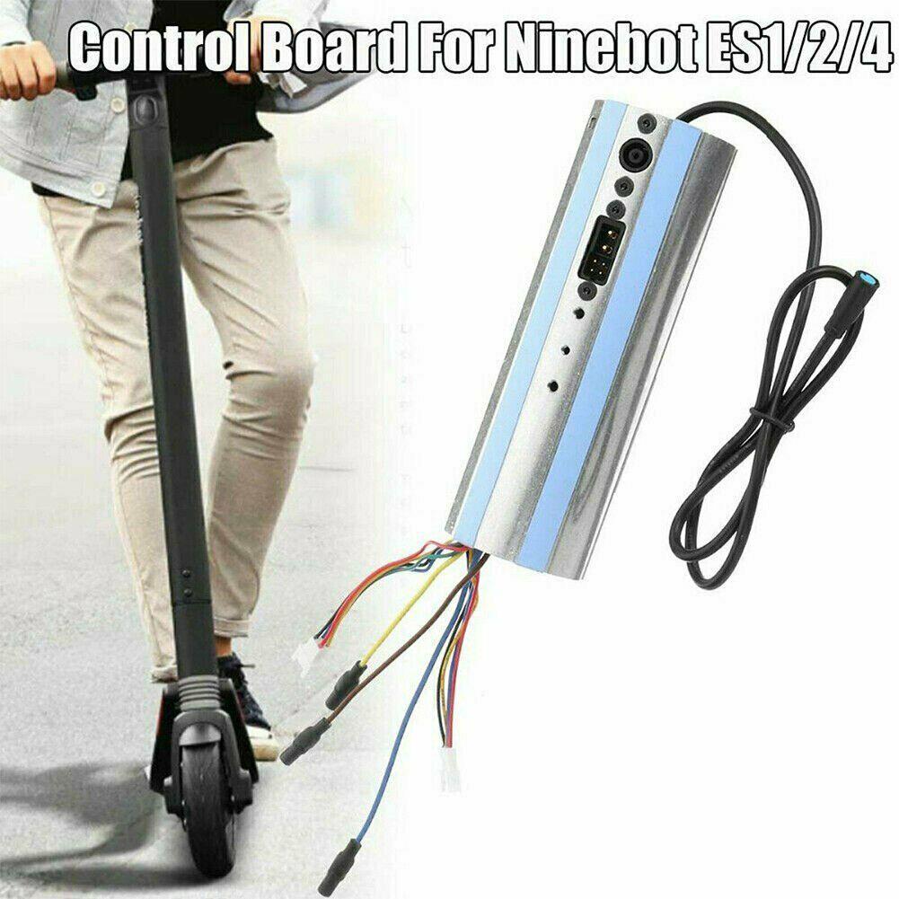 Placa de controlador ativada do painel de bluetooth para ninebot es1/es2/es4 scooter elétrico acessórios fácil instalar