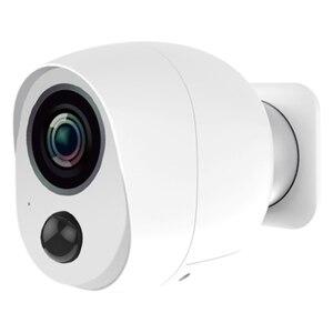 Surveillance Camera Wireless Wifi Network Camera Indoor Household Waterproof 1080P HD Rechargeable Camera