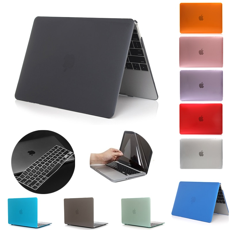 Funda de cristal para portátil de Apple MacBook Air Pro 13,3 15...