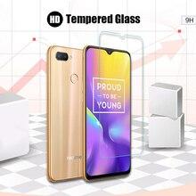 Screen Protector Für Realme X XT X2 Pro X3 Gehärtetem Glas Für Realme U1 Q C1 C2 C3 C11 C3i HD Transparent Glas