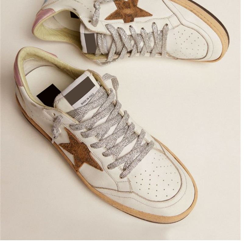 New Autumn and Winter Series Children's Old Small Dirty Toe Layer Leather Lace Up Casual Non-slip  Parent-child Sneakers QZ158 enlarge