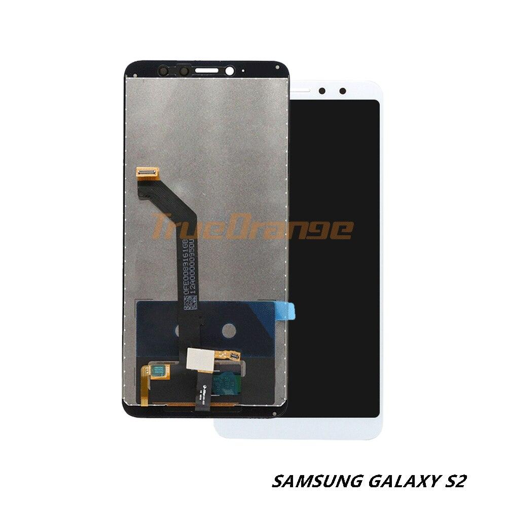 LCD de 4,3 pulgadas para Samsung Galaxy S2 i9100 LCD pantalla táctil digitalizador reemplazo de montaje para Samsung S2 I9100 LCD