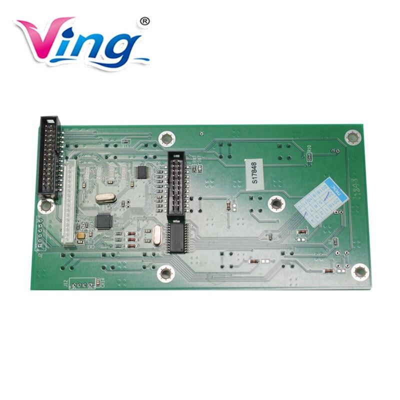 XULI 26 مفتاح التحكم لوحة مجلس ل X6-1880 / X6-2000 / X6-2600 / X6-3200 الايكولوجية المذيبات طابعات