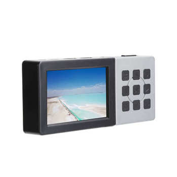 Video Box 3in Screen HD Multiple InterfaceVideo Recording Box 1080P 60FPS Recorder Acquisition