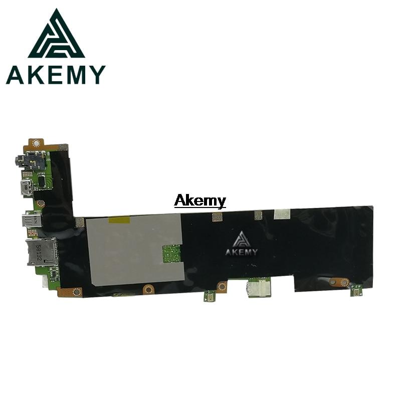 Akemy For Asus book Transformer T100H T100HA T100HN T100HAN tablet motherboard 64GB SSD + 2GB ram Z8500 CPU