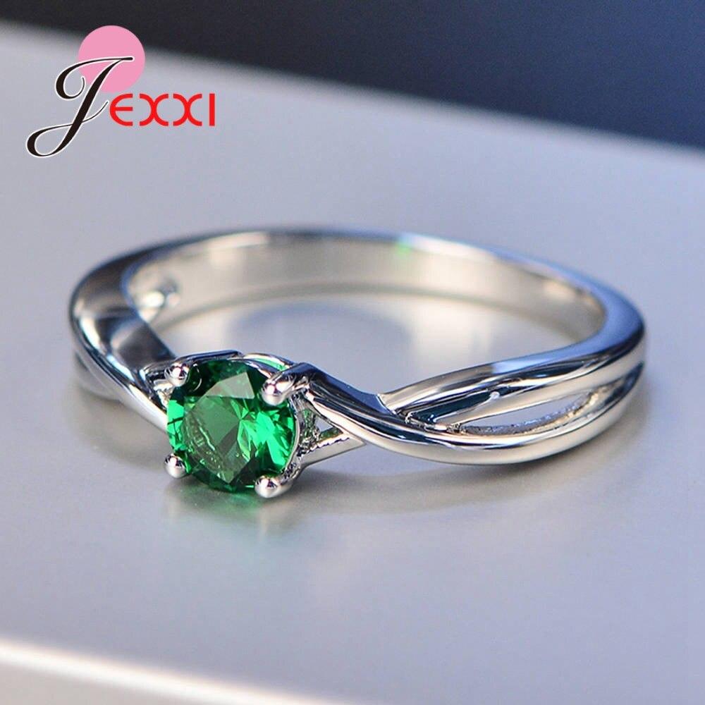 ¡Novedad de 925! Anillos de moda para Dedo de plata de ley para mujer/niña, gran oferta, accesorio de joyería de moda para boda/fiesta de compromiso